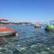 barco profesional barco para centro de ocio / POD drive intraborda / eléctrico / transportable mediante container