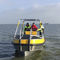 barco profesional lancha amarradora / hidrojet intraborda