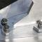 ancla de fijación dinámica / tipo arado / para barco / de acero galvanizado