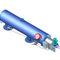 sistema de tratamiento de aguas de lastre / para buque