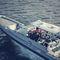 asiento piloto / envolvente / para operador / para barco de uso profesional
