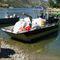barco de desembarco de aluminio / hidrojet intraborda / fueraborda