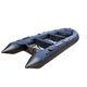 embarcación neumática fueraborda / plegable / de deporte / para la pesca