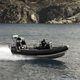 barco profesional barco utilitario / fueraborda / de aluminio / embarcación neumática semirrígida