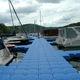 pantalán flotante / modular / de amarra / para puerto deportivo