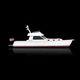 barco cabinado intraborda / bimotor / con hard-top / de crucero
