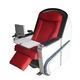 asiento para buque de pasajeros / para barcos de transporte de pasajeros / con reposabrazos / ajustable