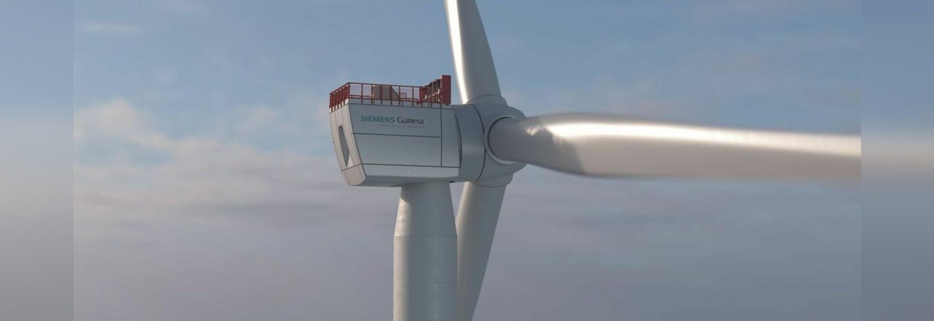 La energía eólica marina eleva la cartera de pedidos de Siemens Gamesa