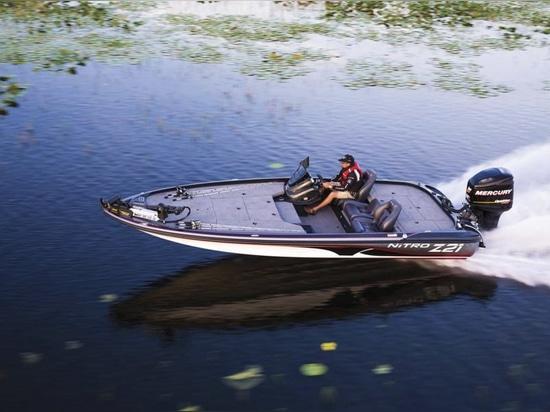 NUEVO: barco bajo externo por nitro