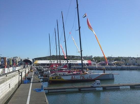 Los pantalanes de Lindley acogen de nuevo las embarcaciones de la Volvo Ocean Race