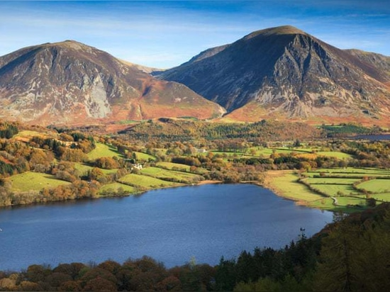 Loweswater, Lake District, Reino Unido