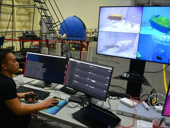 Conozca a Aquanaut, el Transformador Submarino