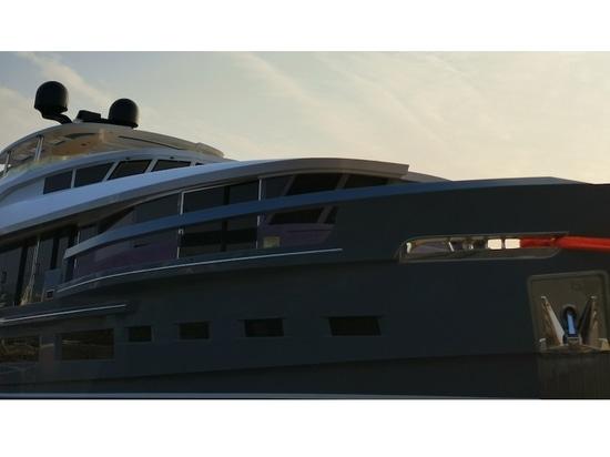 Heysea Yachts lanza el primer superyate Atlantic 115