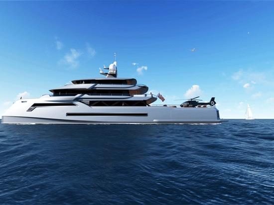Vom Creations revela el concepto de catamarán Oxo