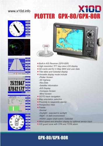 PLOTTER GPX-80/GPX-80R