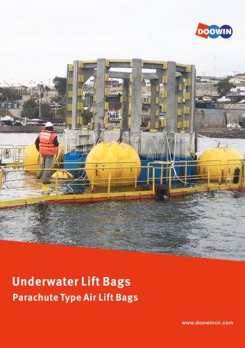 Underwater Lift Bags