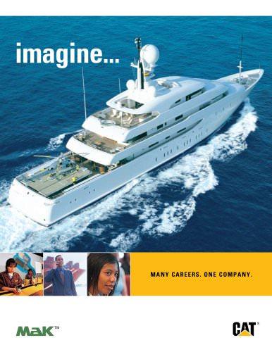 Brochure - Cat Marine Careers