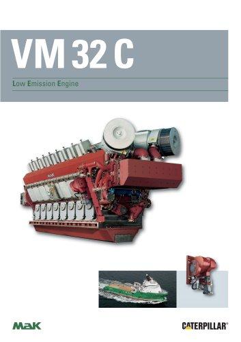 Brochure - MaK VM 32 C Low Emission Engine