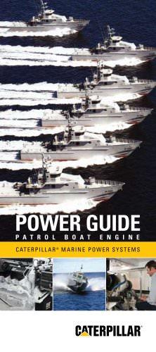Cat Patrol Boat Power Guide