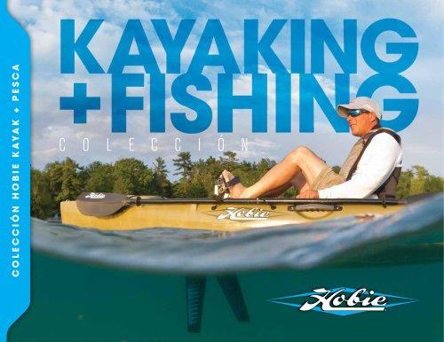 colección kayak/pesca