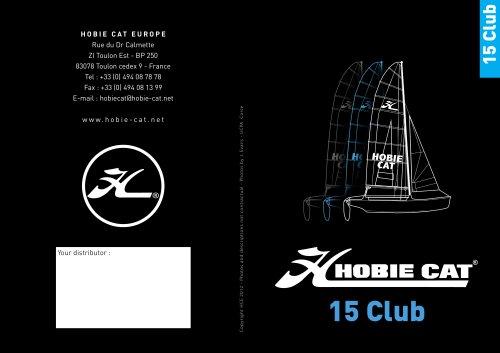 Hobie Cat 15 Club