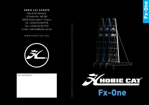 Hobie Fx-One