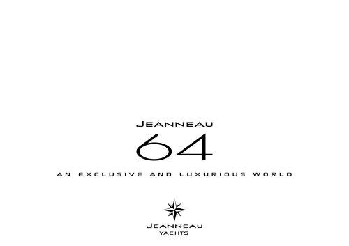 Jeanneau 64 2019