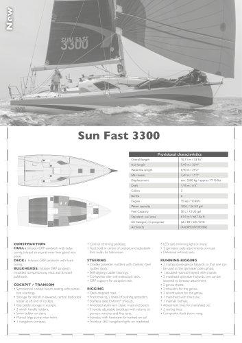 Sun Fast 3300