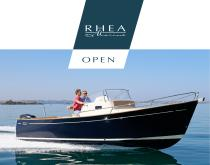 Rhéa Marine Open range