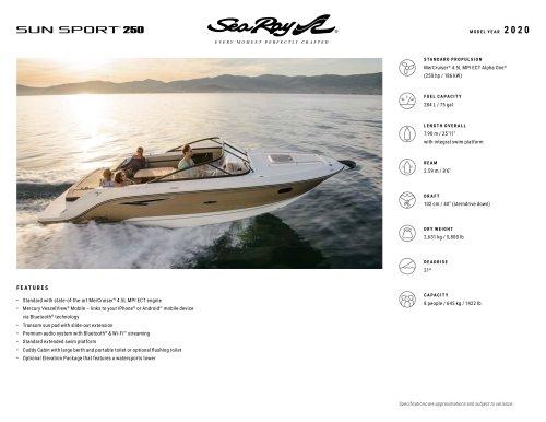 Sun Sport 250