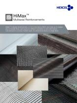 HiMax™ Multiaxial Reinforcements Brochure