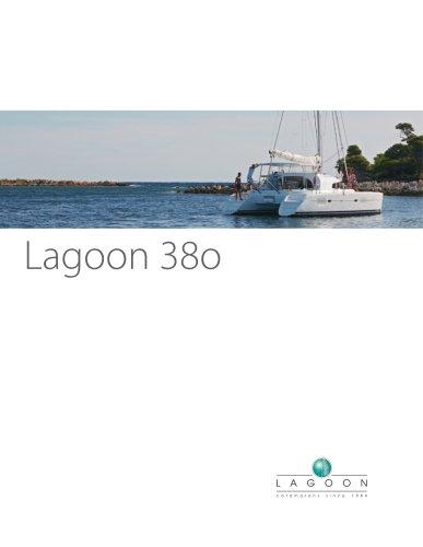LAGOON 380 - 2010