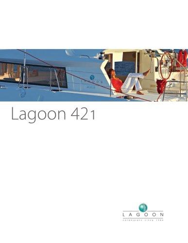 LAGOON 421 - 2010