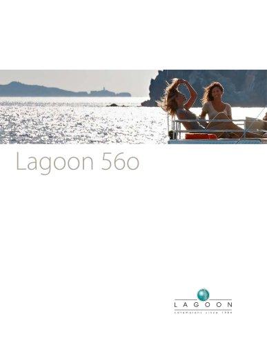 Lagoon 560