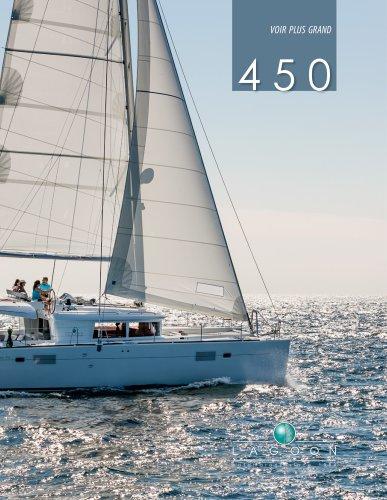 Lagoon450 Brochure