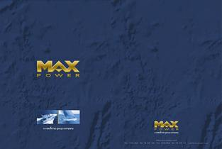 Max power catalogue