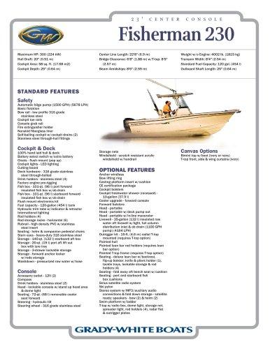 Fisherman 230