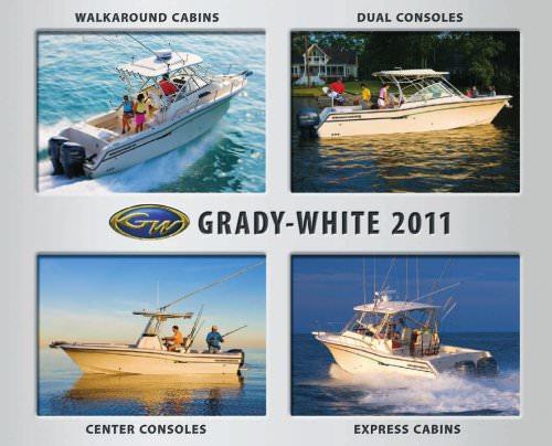 GRADY WHITE CATALOG 2011