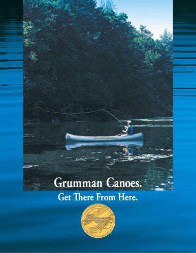 Grumman canoe