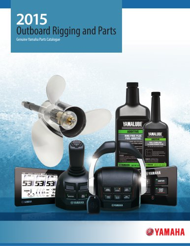 2015 outboard Rigging and Parts