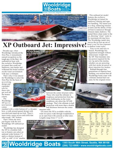 XP Outboard Jet