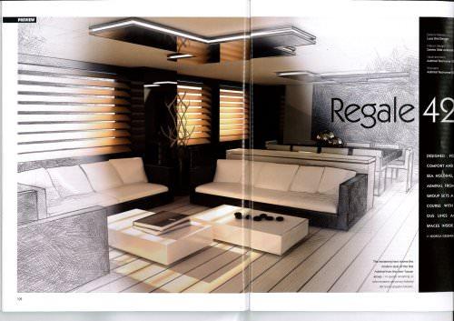 Regale 42 design