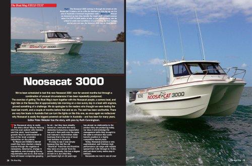 Noosacat 3000