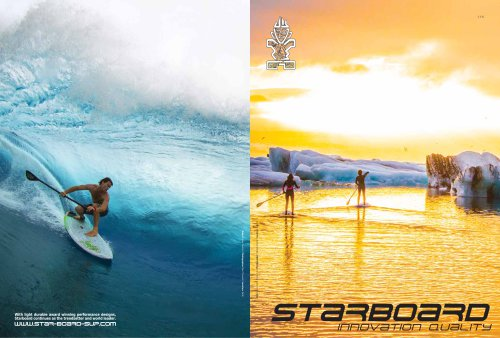 2015 STARBOARD SUP