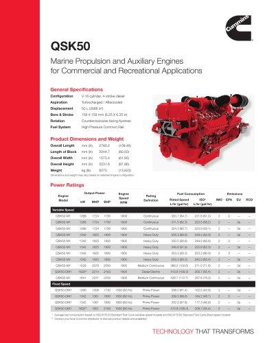 QSK50
