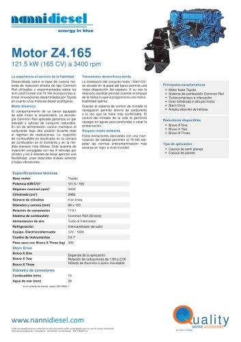 Feuillet Z4.165 ESP