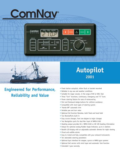2001 Autopilot