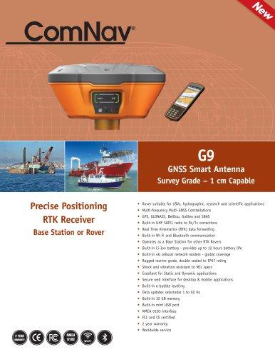 ComNav G9 GNSS Smart Antenna