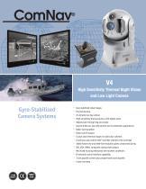 ComNav V4 High Sensitivity Thermal Night Vision and Low Light Camera