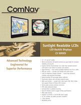 Sunlight Readable LCD CS Series